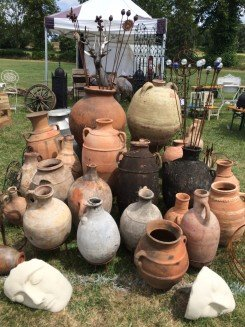 Terracotta pots of all shapes and sizes