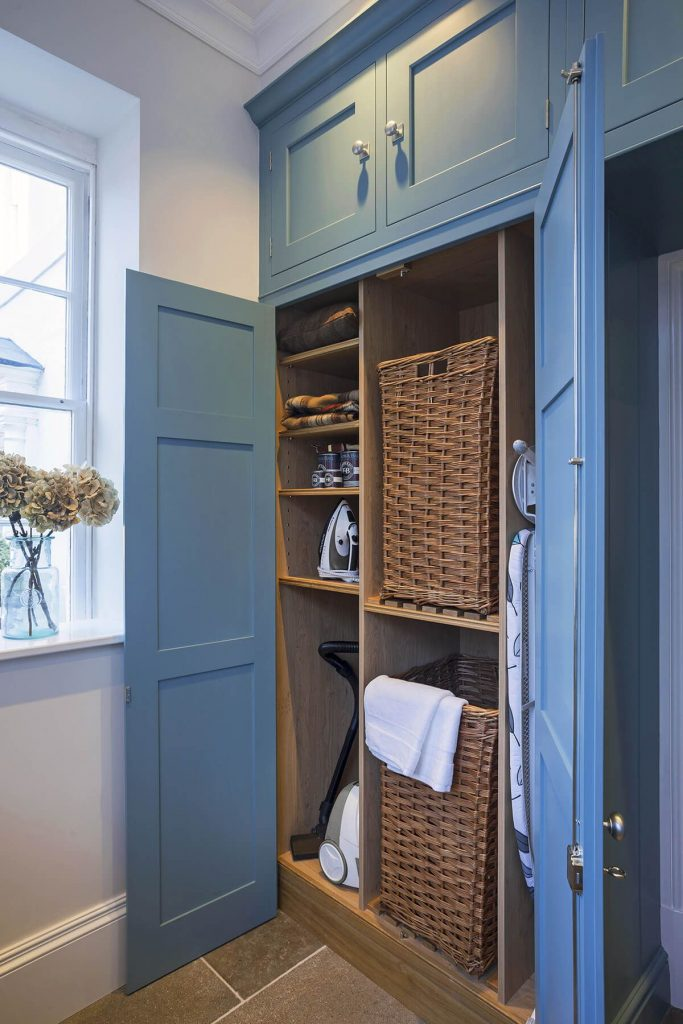 Utility room basket