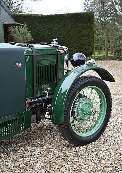 1930 MG M-Type Double Twelve