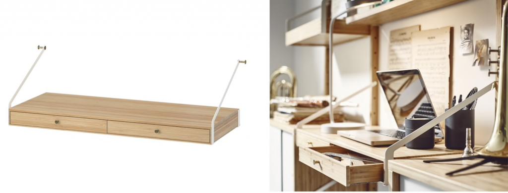 Ikea smart desk