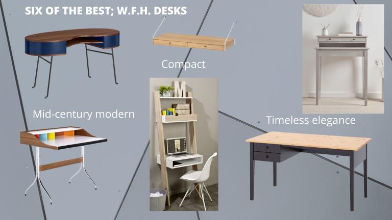 Six Of The Best; desks