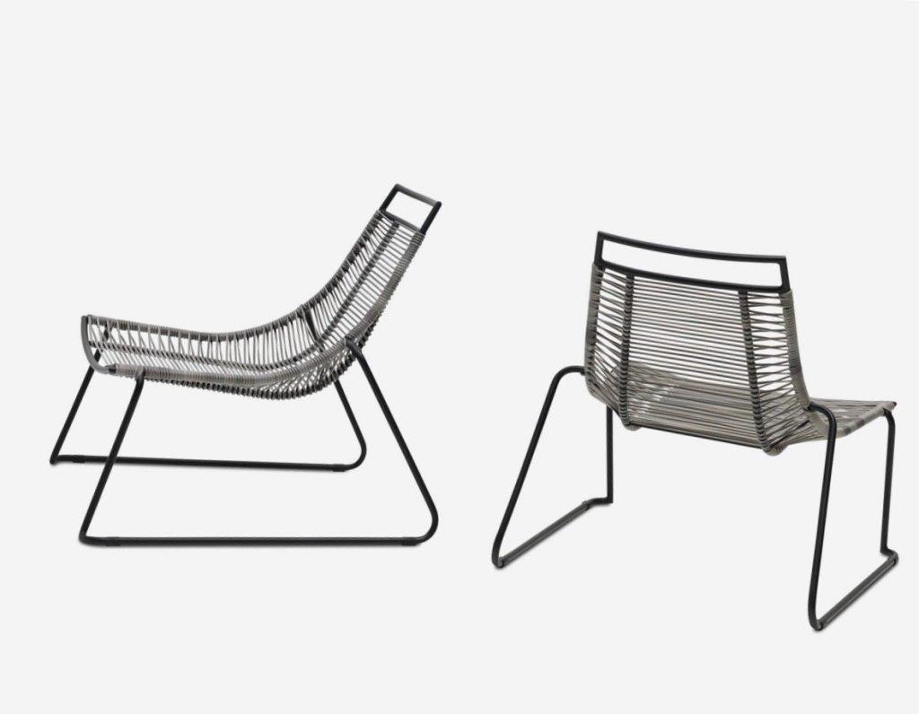 BoConcept Elba garden chair
