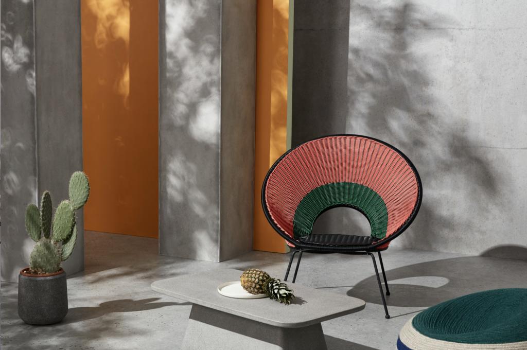 Yuri garden chair from made.com