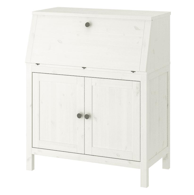Ikea white bureau