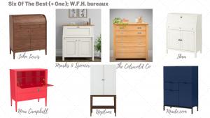 Six of the best + one; bureaux