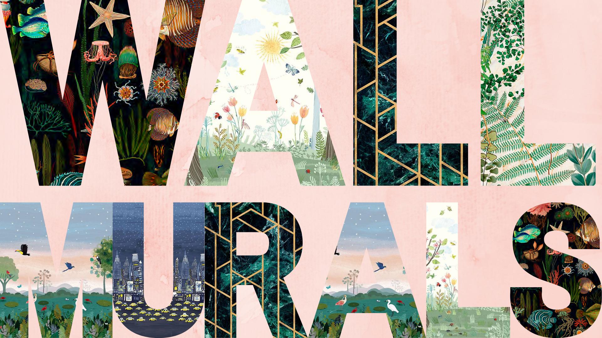 Landscape Wall Murals from John Lewis