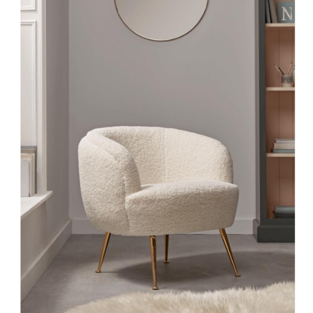 Cox&Cox Teddy Tub Chair