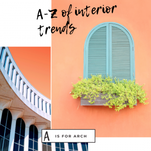 A is for Arch header image